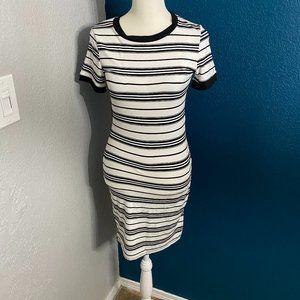 RUE21 Striped Mini Dress